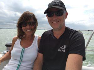 Yvonne en Pieter
