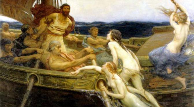 Een Odyssee is niet zonder gevaren…