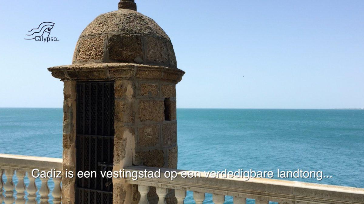 Calypso – Dag #25 – Cadiz visited – en even bijtanken:)