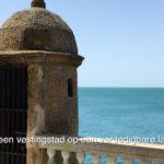 Cadiz is een vestingstad