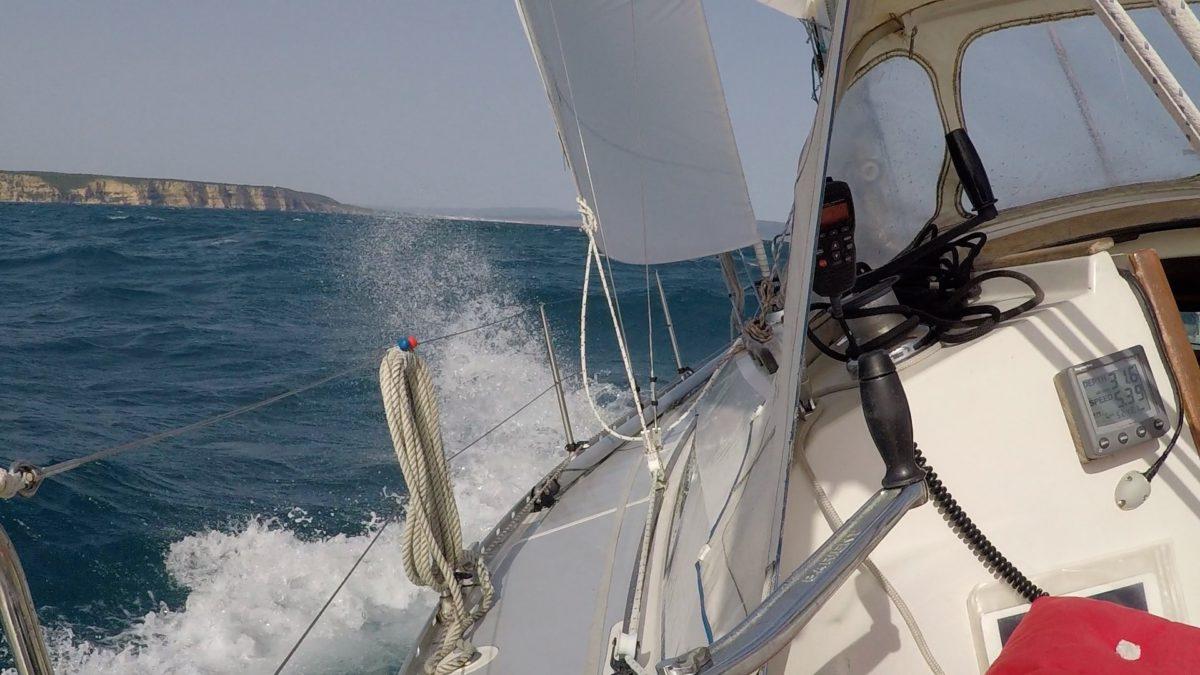 Calypso – Dag #26 27 – Cadiz – Barbate – Gibraltar – Tonijn – Tarifa-moment en een staartje