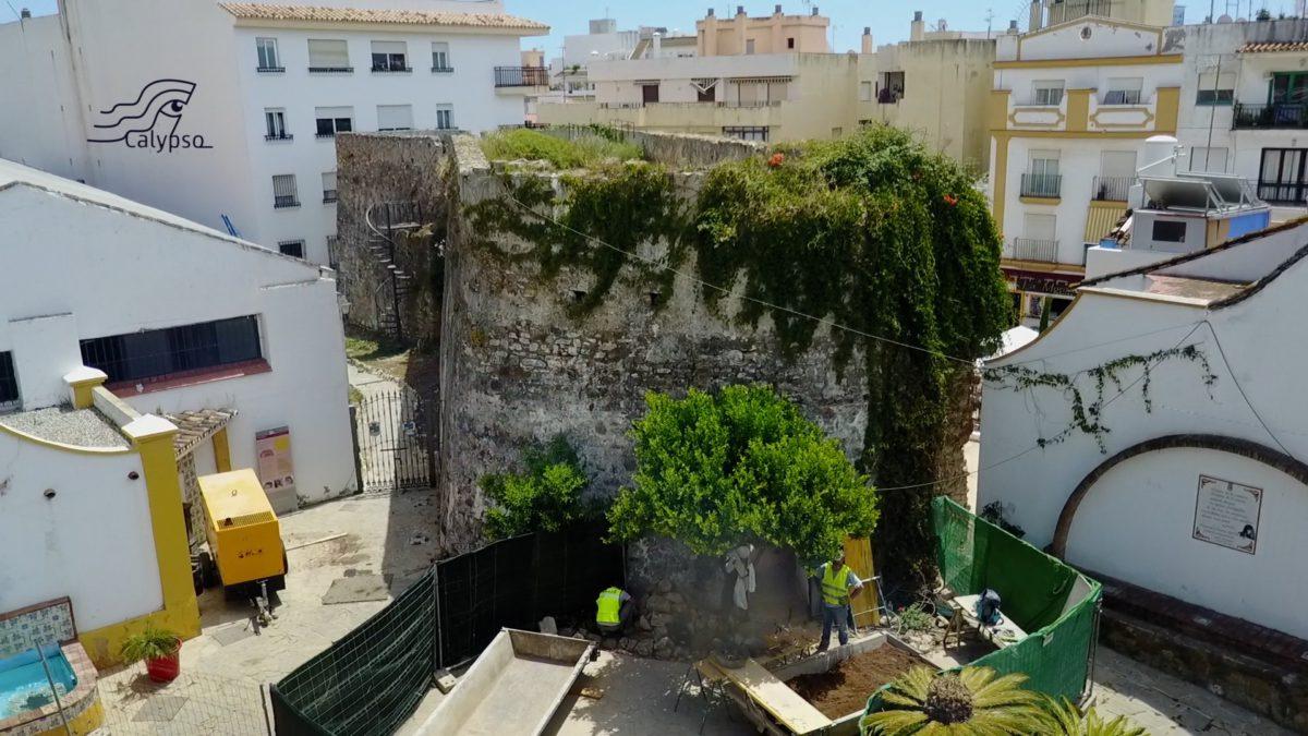 Calypso – Dag #29 30 – Castel San Luis – Chinese Muur – Estepona