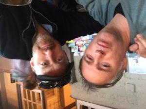 Pieter en Kees gaan de Golf van Biskaje over