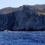 Calypso langs Cap de Formentor