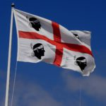 De sardijnse vlag