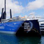 Deelnemer Volvo Ocean Race met