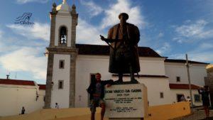 Vasco da Gama is geboren in Sines