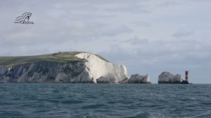 The Needles van Isle of Wight