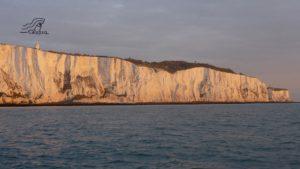 Witte kliffen van Dover
